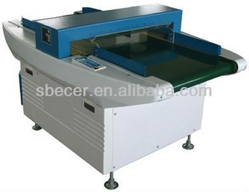 Ndc-a Strong Sensibility Needle Metal Detector For Garment ...