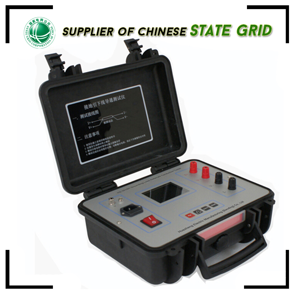 Anti-interference Earth Continuity Tester