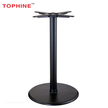 Powder coating cast iron furniture feet, cast iron table feet
