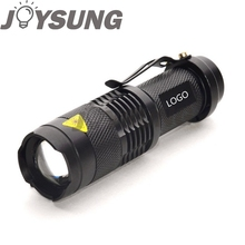 Mini Super Bright 3 Mode LED Tactical Flashlight Best Tools for Hiking, Hunting, Fishing and Camping