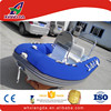 PVC inflatable rib aluminum tender boats for sale