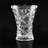 Crystal Clear Cylinder Cheap Tall Glass Vases