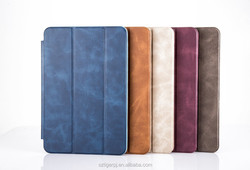2016 Newest Design New Style PU super thin Tablet case with best price