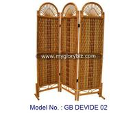 Home Decor, Rattan Furniture, Divider For Living Room, Rattan Divider, Indoor Furniture