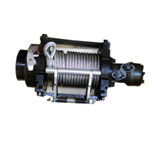 used hydraulic winch for 4x4 off-road