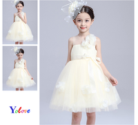 New arrival litter princess girls sexy night dress girl birthday dresses new style
