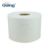 Good quality ,best price for Perforated Nonwoven,nonwoven fabric roll,top sheet ,sanitary napkin raw material