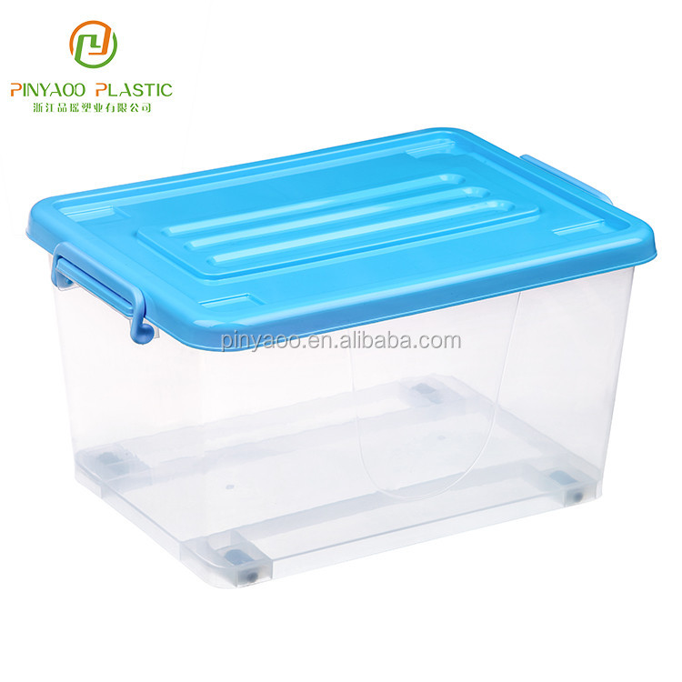 Wholesale Any Size Customized Storage Box Plastic Large Custom