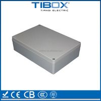 TIBOX Switch box/Junction Box/Electrical Box Section aluminum enclosure