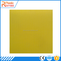 PP corrugated plastic sheets/board