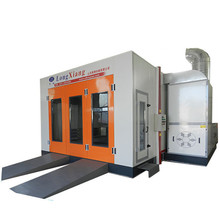 Car spray paint booth with CE certification LX1