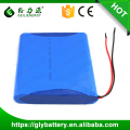 14.8V 7500mAh Lithium Battery Pack for Narcotics Detector