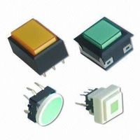 Pushbutton Switch with Light