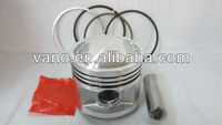 High performance CG125 motorcycle piston kit