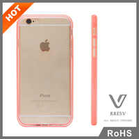 2015 Newest products china factory manufacture custom mobile phone flip cover case for iphone 6 plus