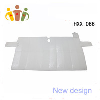 High quality foldable PVC car front glass covers