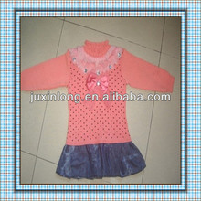 Children spring&autumn second hand clothes -cotton T-shirt