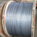 Aluminum Clad Steel Strand for Overhead Ground Wire