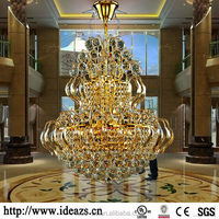 C9167 maria theresa crystal chandelier ,make beaded chandelier ,wedding standing crystal t.light holder