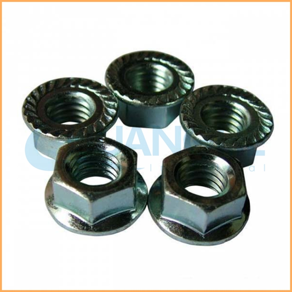 Chinese manufacturing hex flange nut m2.5