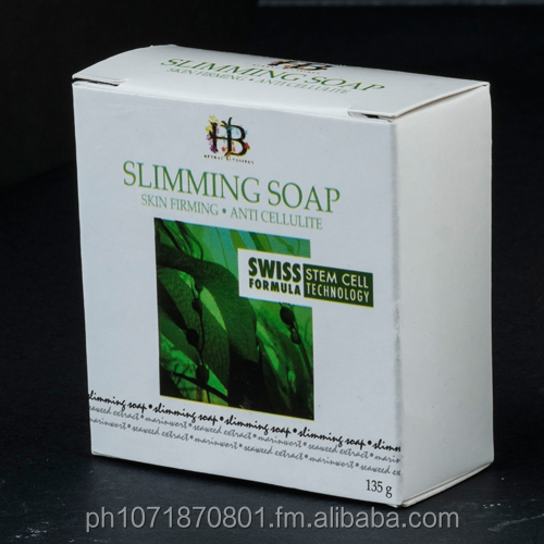 SLIMMING SOAP Skin Firming and Anti-Cellulite