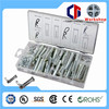 Standard Clevis Pin Assortment Kit TC BV Certification 71pc Standard Clevis Pin