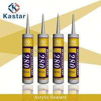 factory price anti-fungal counters acrylic sealant