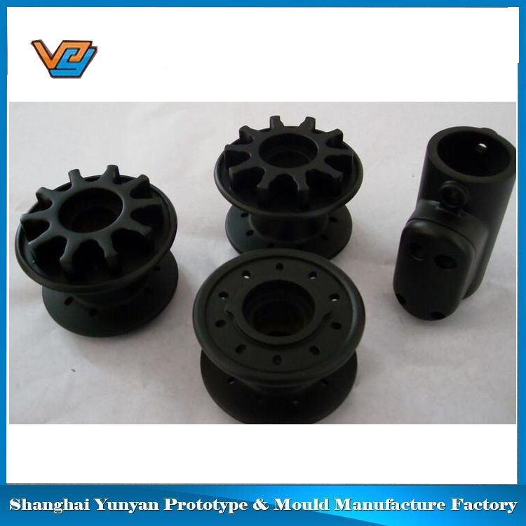 Latest design top supplier aluminum die casting compressor part