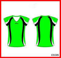 latest new designer professional volleyball jersey
