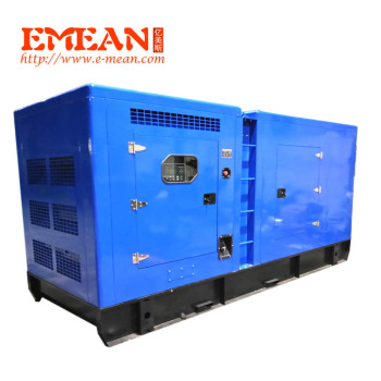 Cheap Price 100kw 200kw Soundproof Silent Diesel Power Generator 120kva 250KVA price
