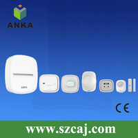 gsm intelligent alarm system smart home security AJ-H800