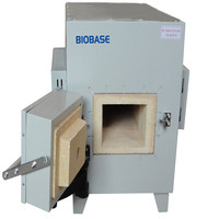 BIOBASE China MC5-12 1200 degree high temperature laboratory electric Ceramic Fiber Muffle Furnace with best price