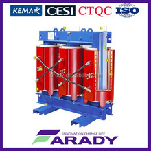 20kv 315kva dry type transformer Cast resin power transformer SCB10