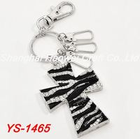 YS-1465 Main product good quality auto parts keychain from China