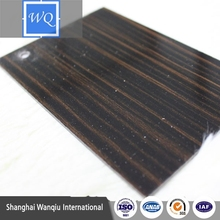 High glossy 18mm Plain/Wood Veneer/PVC /HPL/UV/Melamine Laminated MDF