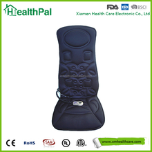 car seat vibration and heat massage cushion with big size