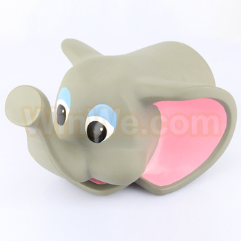 Baby Safey Bath Water Spout Cover Soft Plastic Elephant Shape Buy Whosale Children Toy Factory