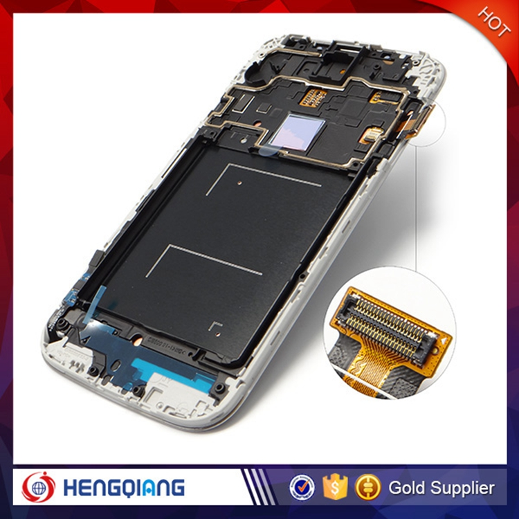 Replacement lcd for Samsung S4 lcd screen, Mobile Phone Display digitizer for samsung galaxy s4