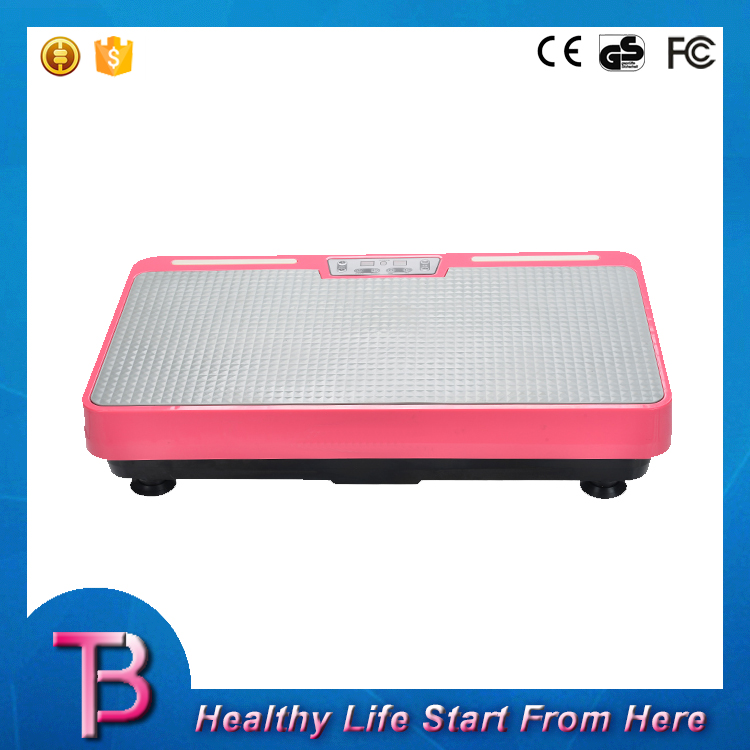Hot sale household foot super fit massage vibration plate vibration plate
