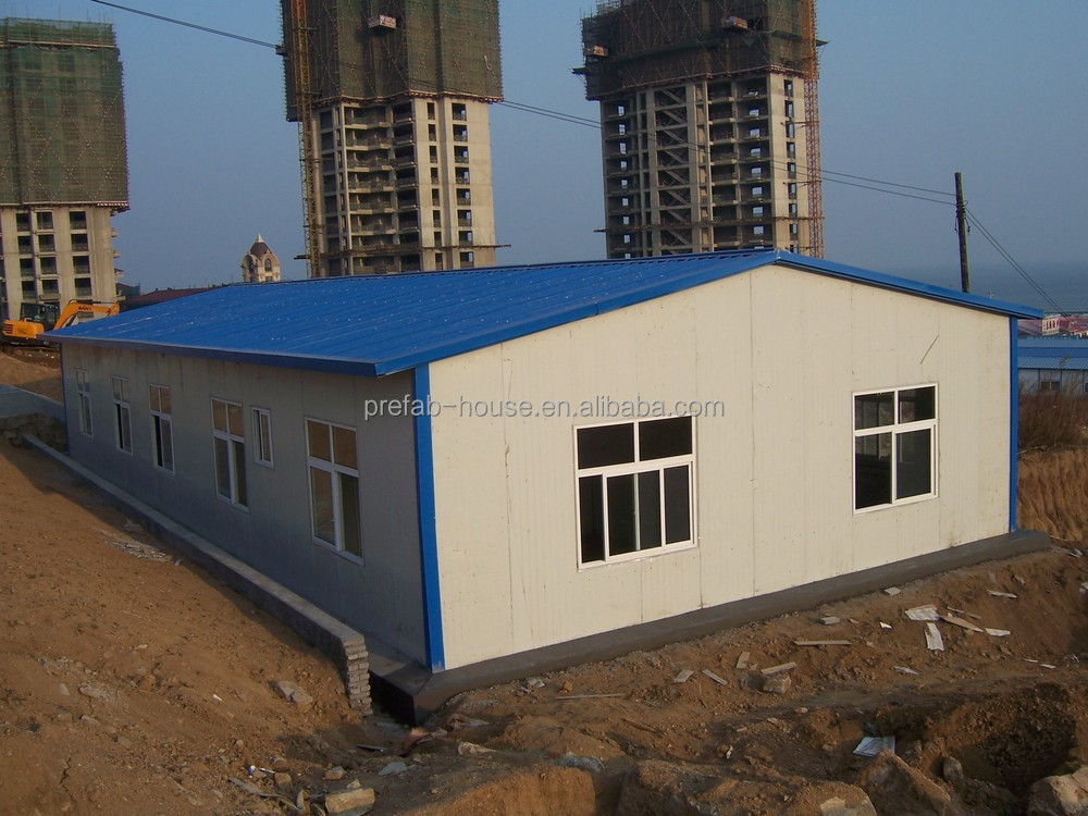 Modular Prefab Home Kit Price Low Cost Construction Site