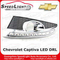 Best Price Top selling LED Daytime Running Light For Chevrolet Captiva 2012