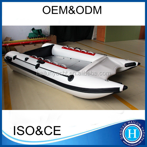 High speed rcr fishing boats for sale funny inflatable dinghy HLK300