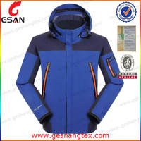 2014 new style fashionable slim Men's Microfleece Lined Jacket Outdoor jacket