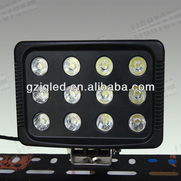 UTV auto parts Led Work Light 36W 12V Off road driving lights 4wd accessories Used Car parts