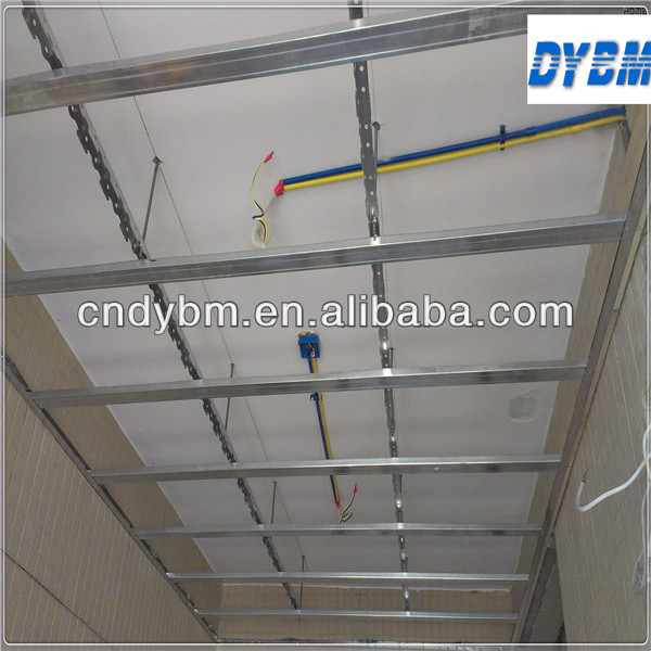 Ce Certified Metal Building Material/drywall Steel Stud And Track