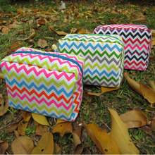 2017 hottest product best price travel lady fashion gift women polyester cosmetic bag guangzhou cosmetic bag