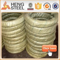 Hot selling 12 gauge galvanized wire for construction