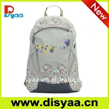 2017 high quality school backpack for teens college bag back pack