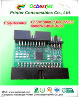 Wholesale!!! decoder chip for hp 5000 5100 5500 5000PS 1050 1055