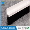 Environmentally friendly waterproof airproof bottom brush use for door